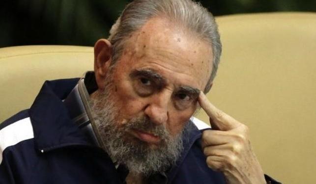 Fidel Castro será homenajeado a partir de este lunes en Cuba