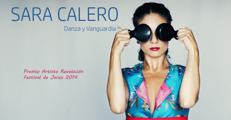 La bailaora Sara Calero trae su visión 'del fandango' al Teatro de la Estación
