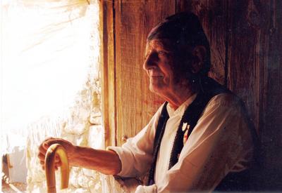 Aragón llora la muerte del jotero José Iranzo, el Pastor de Andorra, a los 101 años de edad