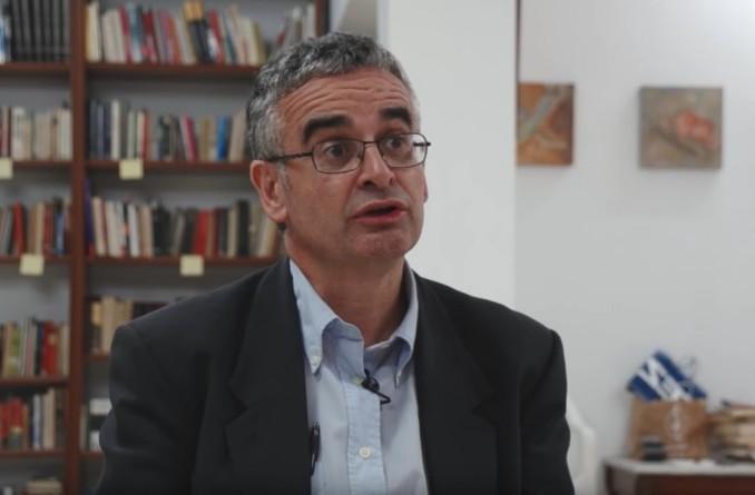 José Antonio Egido presenta «Siria es el centro del mundo»