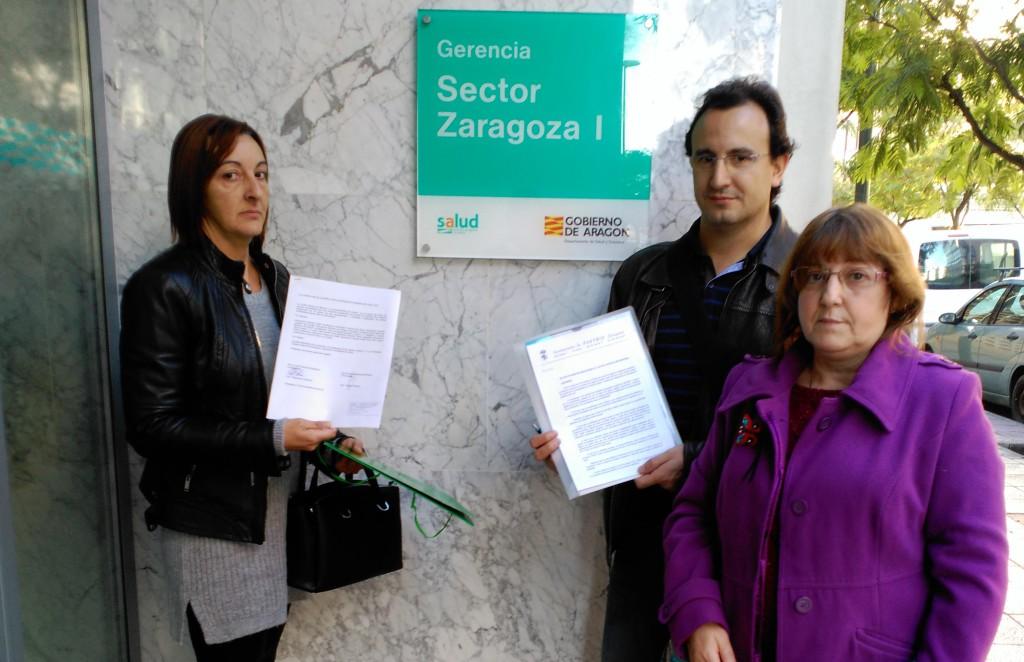 Registran un documento solicitando atención pediátrica en Movera y Pastriz