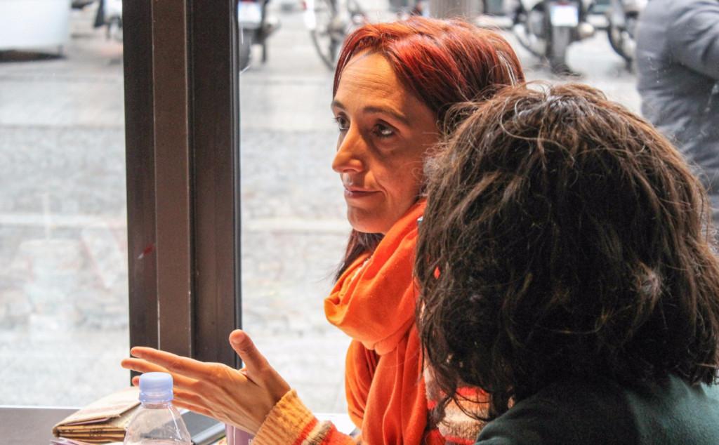 """Helena Maleno: """"Los seres humanos son productos de consumo en una Europa en crisis"""""""