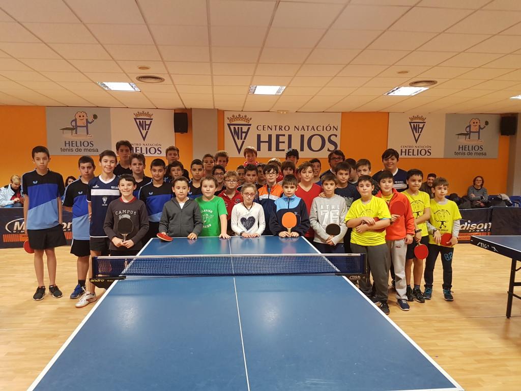 Gran éxito de público en las segundas jornadas de los Juegos Escolares