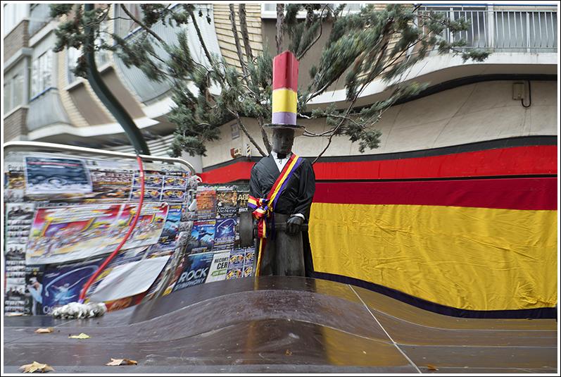 La República Independiente de Torrero celebra su XX Aniversario