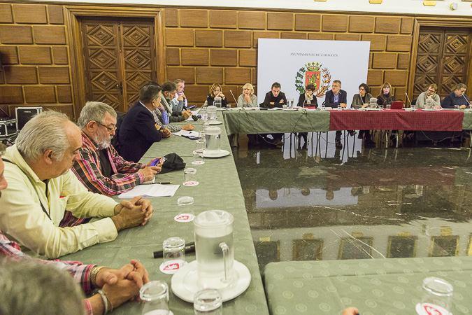 La ciudadanía de Zaragoza valora de forma positiva las Fiestas del Pilar 2016