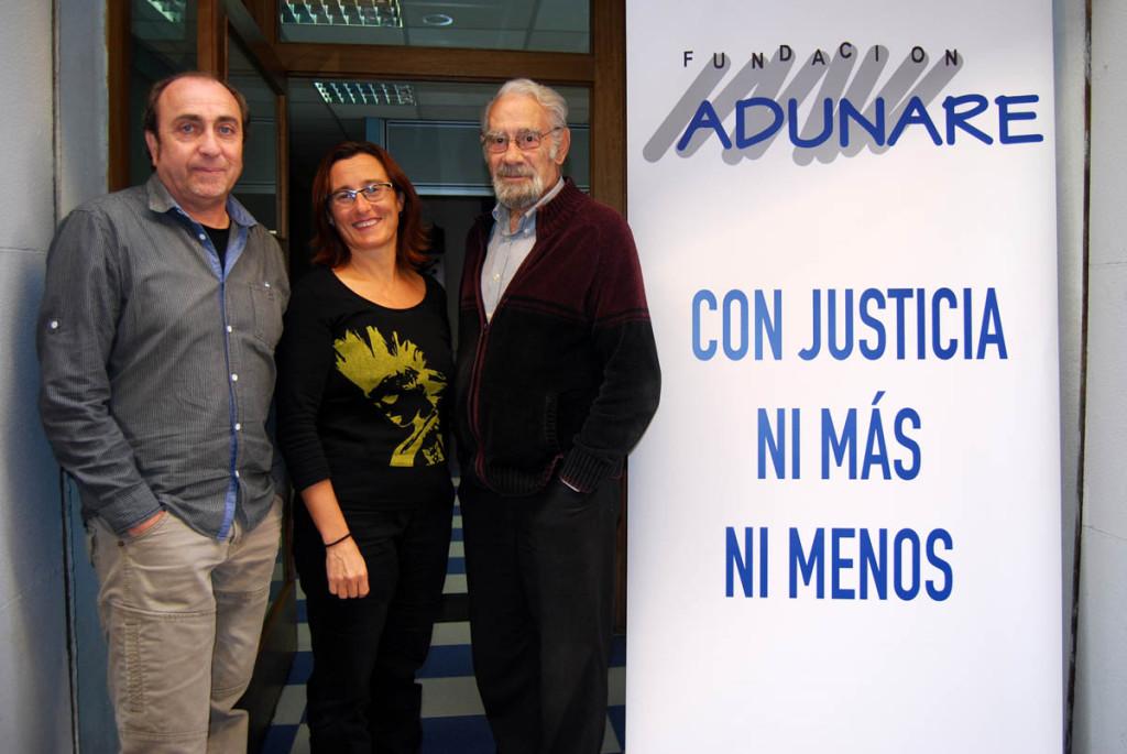 Fundación Adunare: con Justicia, ni más ni menos