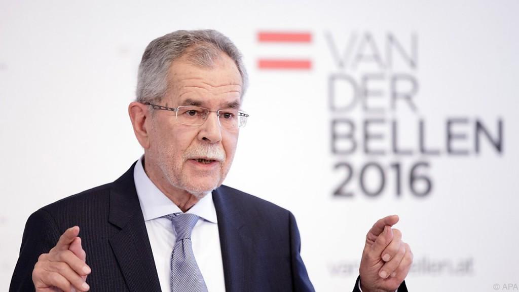 El ecologista Van der Bellen gana las presidenciales en Austria al ultranacionalista Hofer
