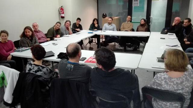 """La AV Parque Goya define de """"ilusionante"""" el Proyecto Comunitario que arranca en el barrrio zaragozano"""