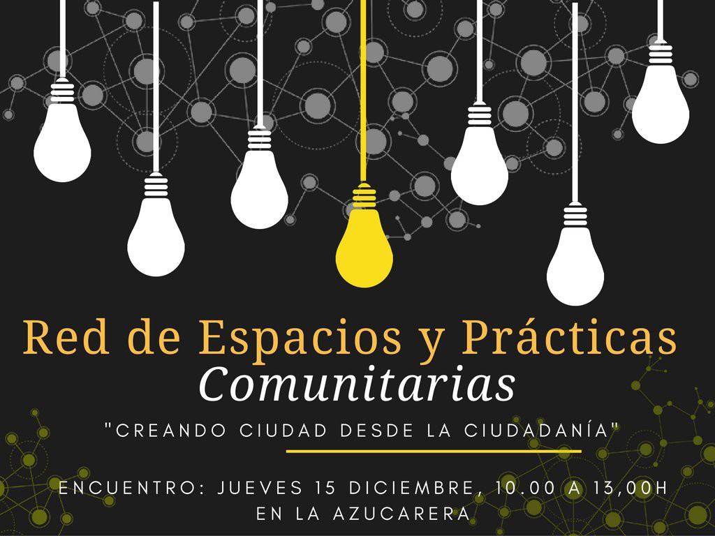 Zaragoza Activa acoge el encuentro de la Red de Espacios y Prácticas Comunitarias