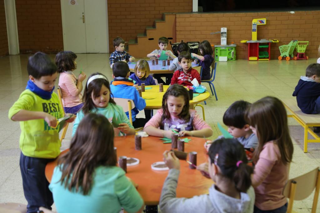 Abre sus puertas el I Mini Campus de Navidad de la Ludoteca de Mequinensa