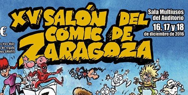 El cómic aragonés protagonista del fin de semana en Zaragoza
