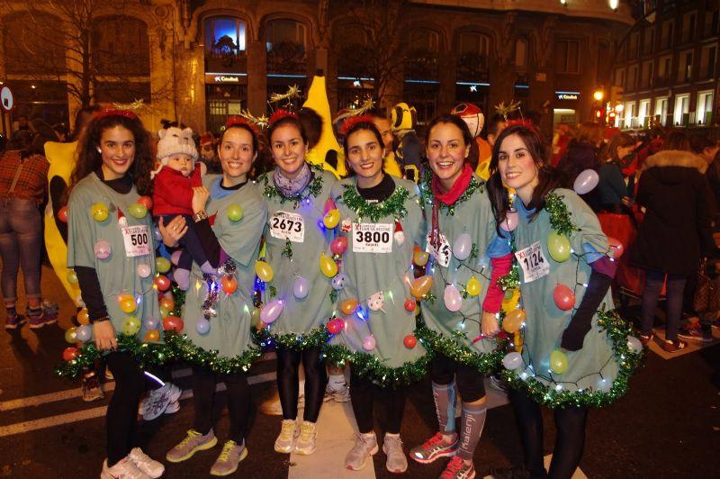 San Silvestre 2016, última carrera en Zaragoza para despedir el año