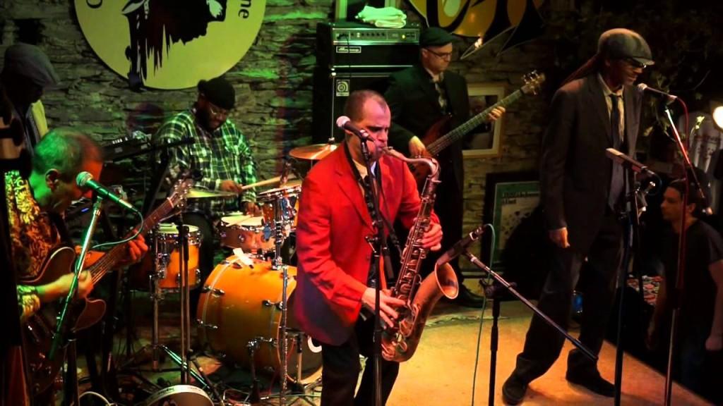 Los sonidos jamaicanos de The New York Ska-Jazz Ensemble para comenzar el año en Zaragoza