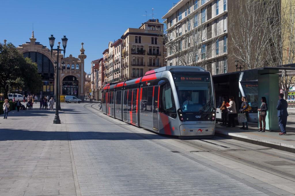 El Gobierno de Zaragoza reclamará a Tranvías de Zaragoza 668.989'60 euros en concepto de revisión de precios