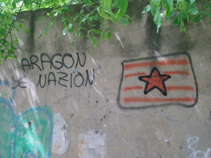 "Si dices ""Huesca"" te llamarán fascista"