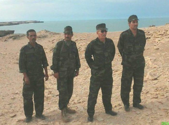 El presidente de la RADS, Brahim Ghali, reclama la liberación del Sahara Occidental