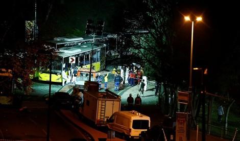 Una escisión del PKK reivindica el atentado de Estambul en el que han muerto 38 personas