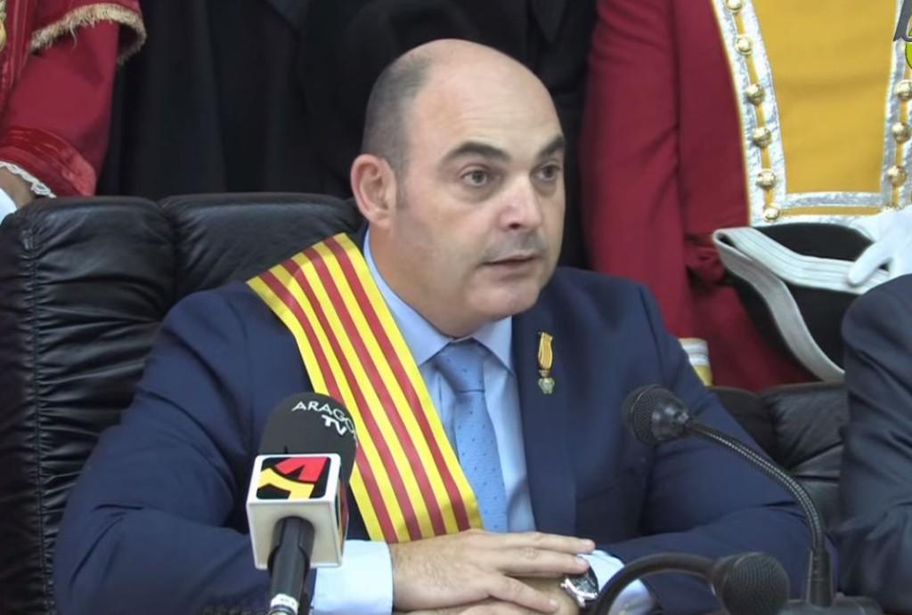 Los cabezas de cuatro candidaturas de Alcanyiz denuncian la actitud ventajista del alcalde Suso