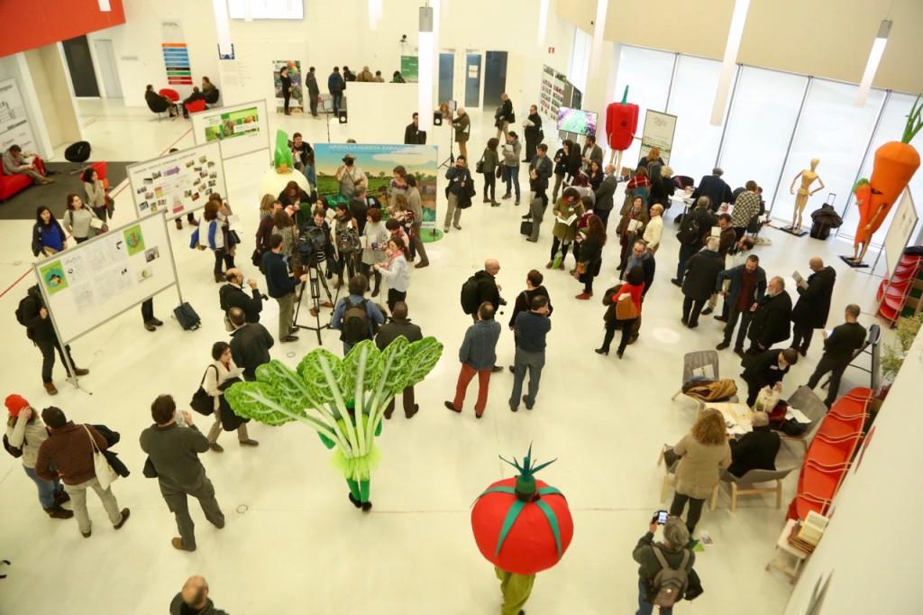 Más de 25 ciudades celebrarán en Zaragoza la formalización de la Red de Ciudades por la Agroecología