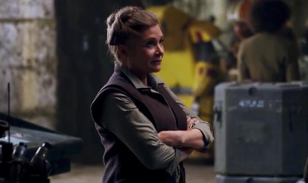 Fallece a los 60 años Carrie Fisher, actriz que dio vida a la princesa Leia en la saga Star Wars