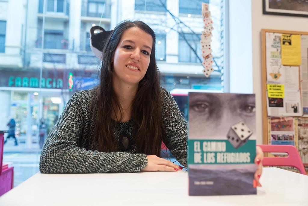 """Irene López Alonso: """"la UE está utilizando a Turquía para el trabajo sucio, de la misma forma que hace España con Marruecos"""""""