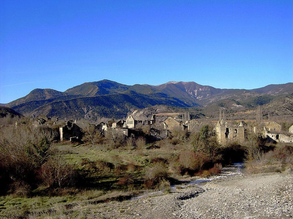 CHA y Compromís valoran presentar iniciativas políticas para instar al Gobierno español a comprometerse con la recuperación de Chanovas
