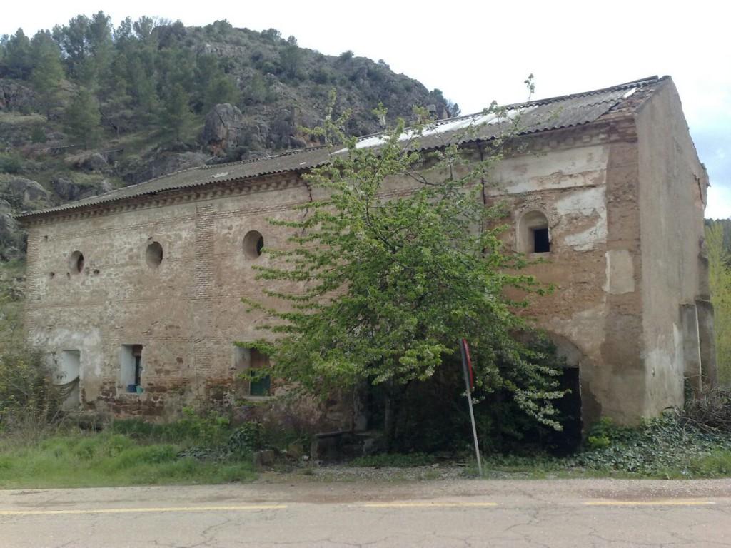 El Ayuntamiento de Ricla aprueba una moción rechazando el derribo de la Ermita de Los Palacios