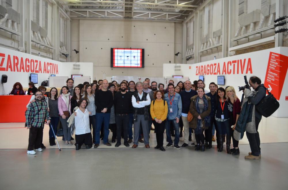 El ayuntamiento de zaragoza apuesta por la innovaci n y el for Viveros zaragoza