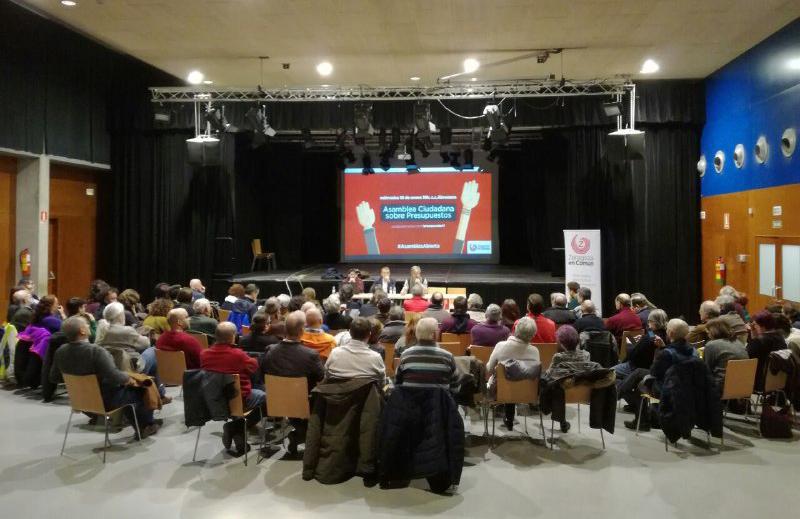 ZeC pide al PSOE que vuelva a sentarse a negociar los presupuestos y no ponga a 14 trabajadoras como excusa