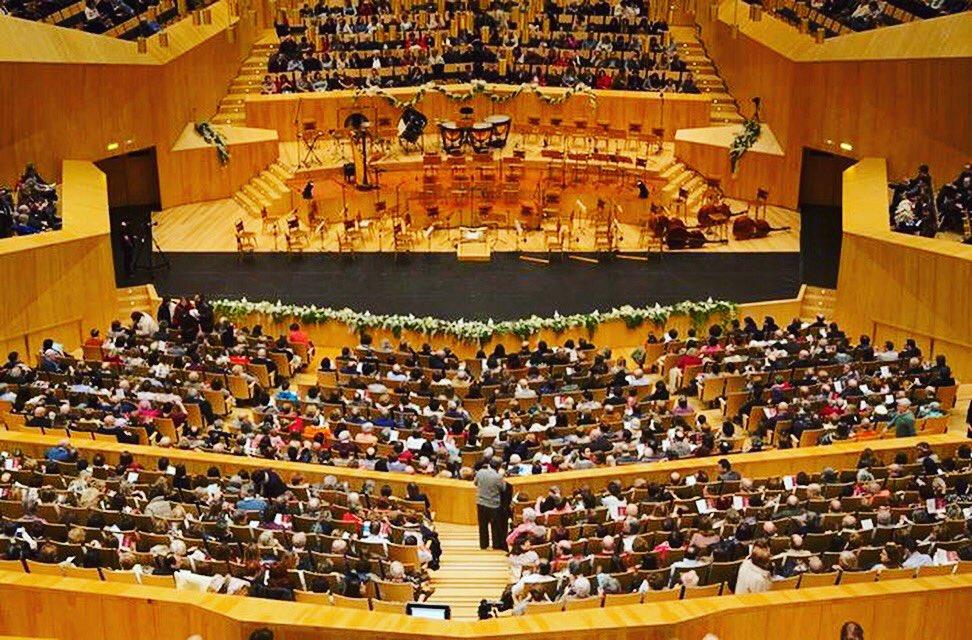 Comienza la XXIII Temporada de Grandes Conciertos de Primavera del Auditorio de Zaragoza