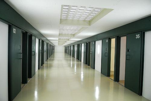 Centro Penitenciario de Zuera.
