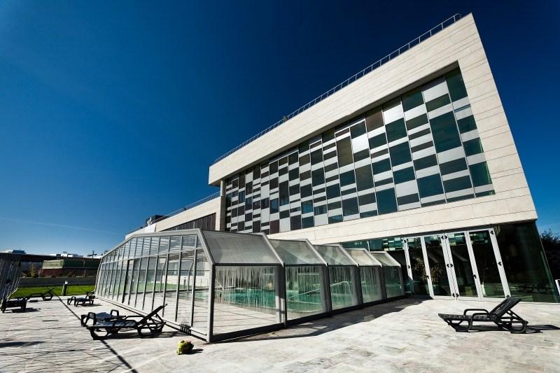 El centro termal de Ranillas será gestionado por una nueva empresa