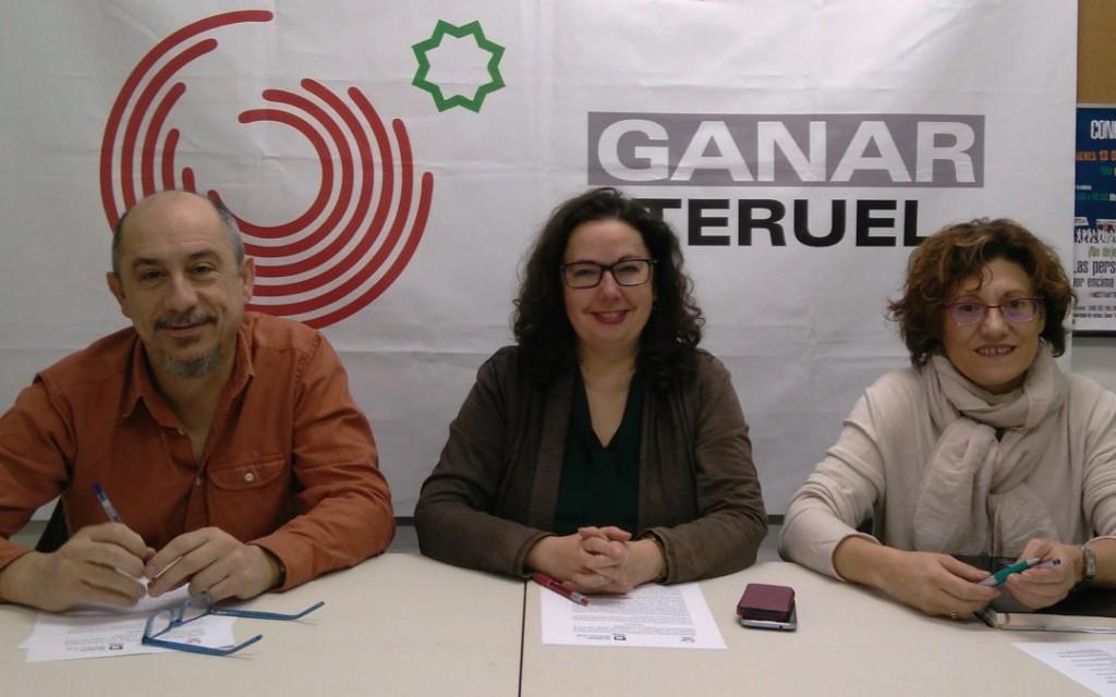 Ganar Teruel presentará en el próximo Pleno del Ayuntamiento una propuesta en defensa de la autonomía municipal