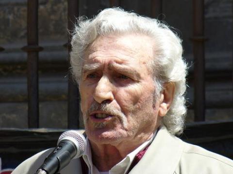 Fallece José Luis García Rúa, filósofo libertario y sindicalista de la CNT