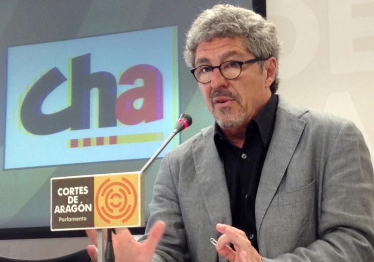 CHA lamenta que Cs pretenda recurrir la ley de actualización de los derechos históricos de Aragón