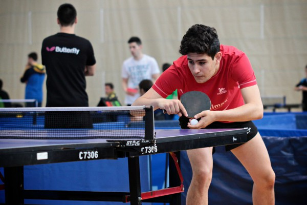 Publimax CAI Santiago lucha por la tercera plaza en Segunda Estatal de tenis de mesa