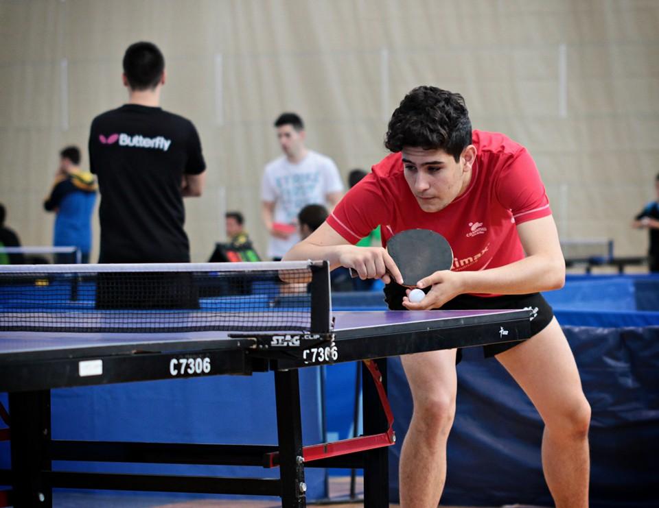 Doble derbi aragonés en al Segunda División de tenis de mesa