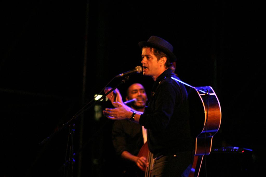 Juan Perro y Elliot Murphy ofrecerán sendos conciertos en el Teatro de las Esquinas