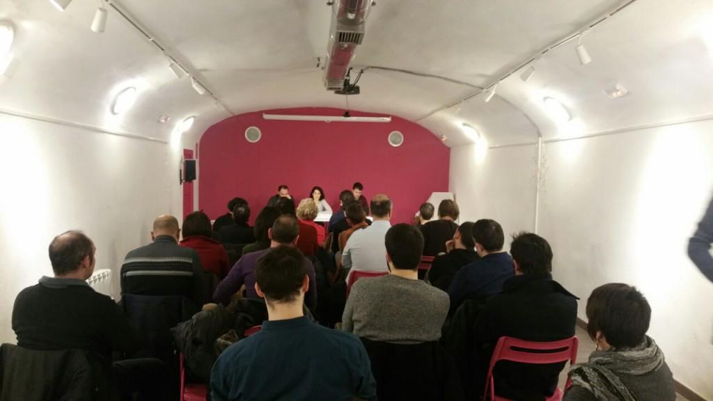 Podemos en Movimiento presenta su propuesta en Zaragoza