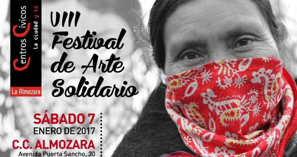 Caracol Zaragoza organiza el 8º Festival Artístico Solidario con Chiapas