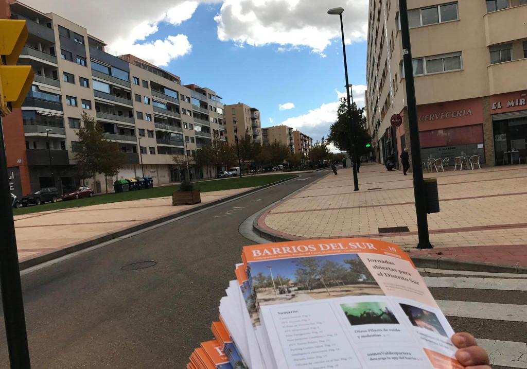 Aprobado el proyecto del nuevo Centro Cívico en Rosales del Canal para dar servicio a los barrios del Sur de Zaragoza