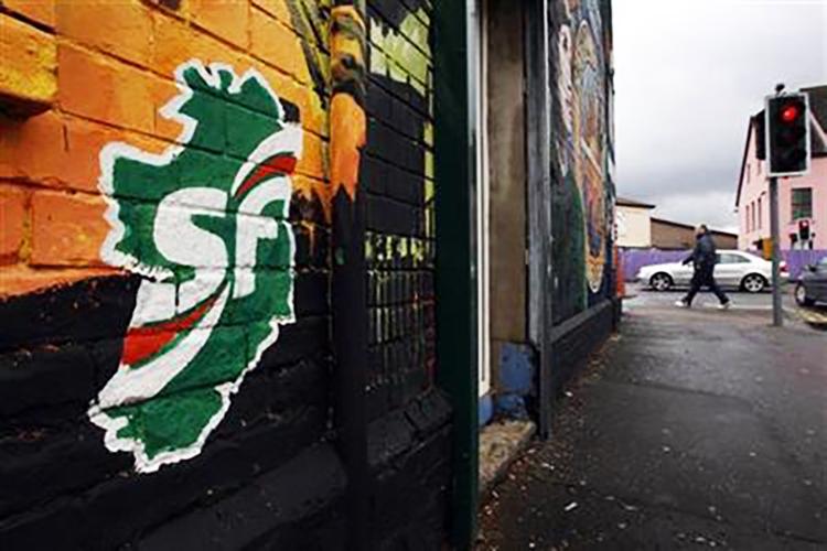 La reunificación de Irlanda se antoja fundamental para Sinn Féin
