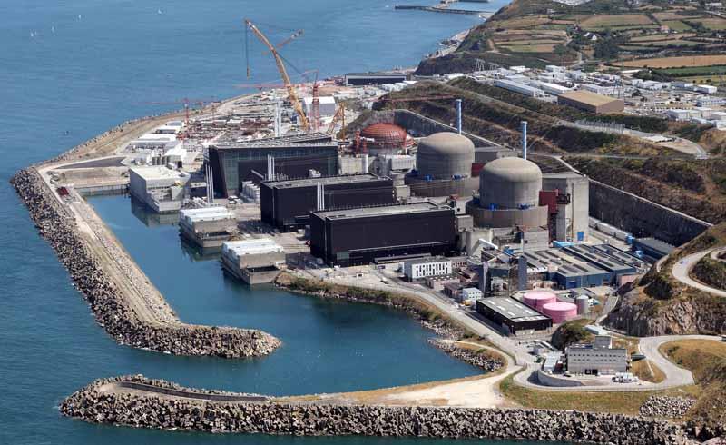 La explosión en Flamanville muestra el peligro de la energía nuclear