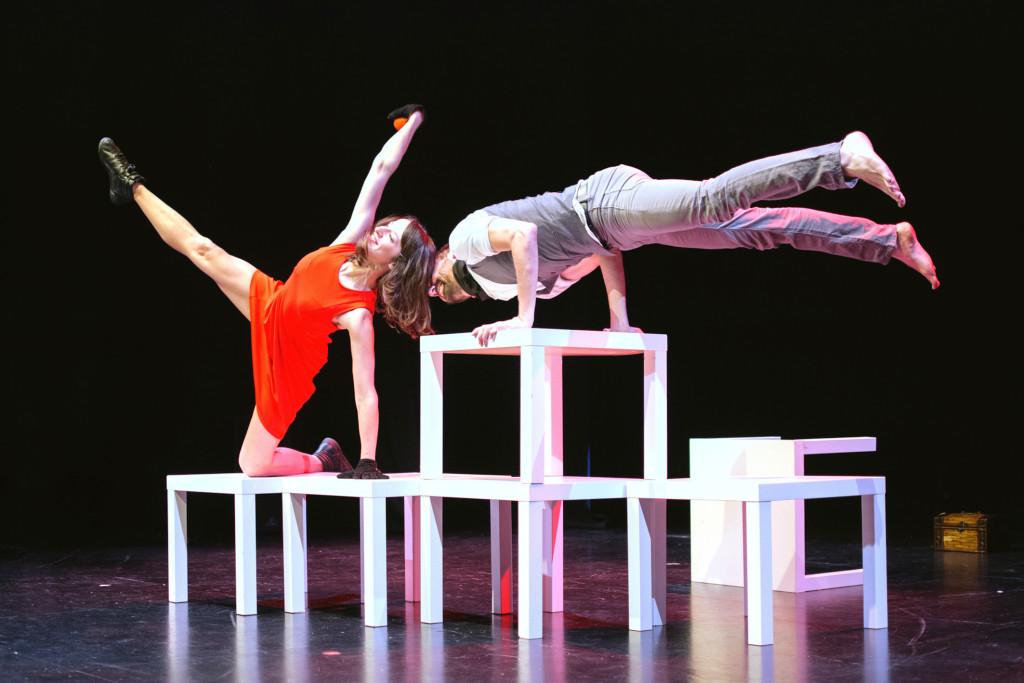 Alodeyá presenta 'Son recuerdos', circo, teatro, danza, poesía y música para todos los públicos