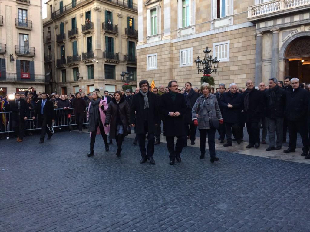 El TSJC condena a Artur Mas a dos años de inhabilitación por el 9N y lo absuelve de prevaricación