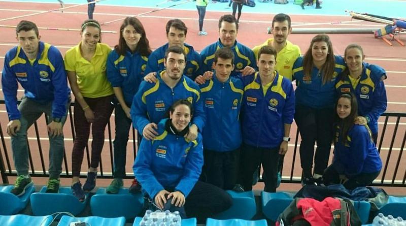 El mejor atletismo aragonés y estatal se da cita en el Trofeo Ciudad de Zaragoza de pista cubierta