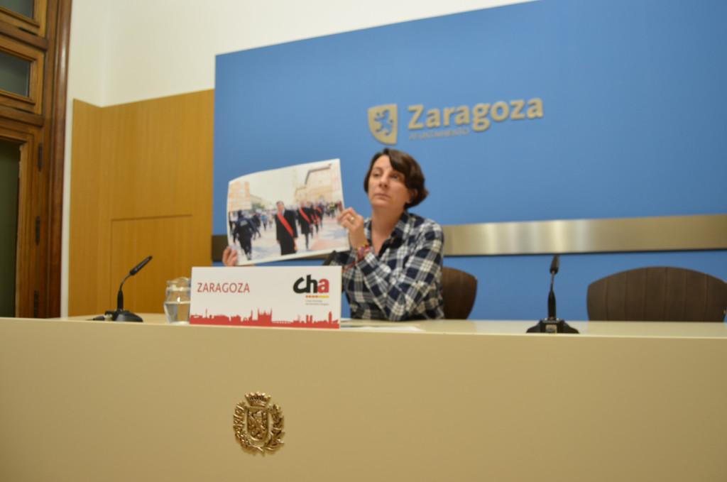 CHA propone que Zaragoza se una a la Red de Municipios por un Estado Laico