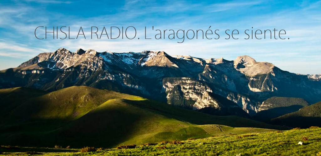 La radio en aragonés 'Chisla Radio' comienza su emisión a través de internet