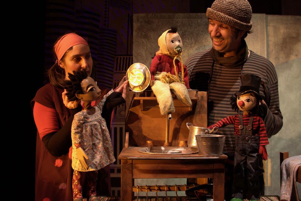 El Teatro Arbolé presenta la obra de la compañía Panta Rhei, 'Corre payasa, corre'