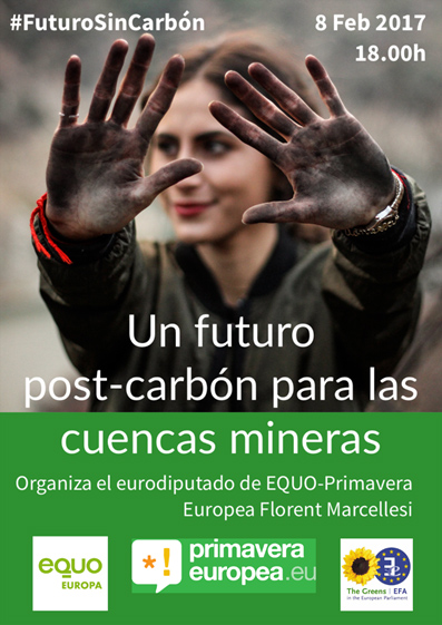 Equo Bruselas Futuro sin carbon